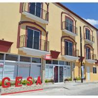 Hotel Gesa, hotel en Villa Corona