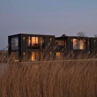 Houseboat / watervilla Black Swan