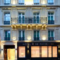 Hôtel R de Paris - Boutique Hotel, hotel in 9th arr., Paris