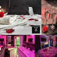 Appart Hotel GLAM88 Suites avec SPA et Sauna Privatif, hotel in Remiremont
