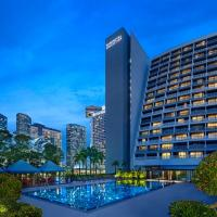 PARKROYAL COLLECTION Marina Bay, Singapore (SG Clean, Staycation Approved), отель в Сингапуре