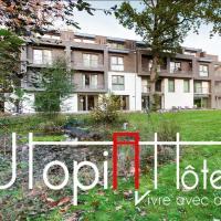 Utopia Hotel, hotel in Mons