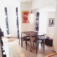 Luxus Wohnung im Penthouse Stil im beliebten Grunewald in Berlin