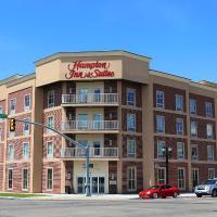 Hampton Inn And Suites Logan, Ut, hotel in Logan