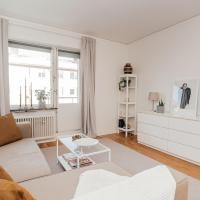 Wonderful apartment with balcony close to Globen