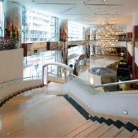 B P International – hotel w Hongkongu