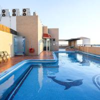 One Pavilion Luxury Serviced Apartments, hotel in Manama