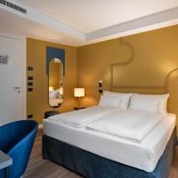 HT Hotel Trieste, hotell i Gradisca d'Isonzo