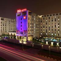 Ibis New Delhi International Airport – hotel w Nowym Delhi