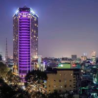 Pullman Saigon Centre, hotel em Ho Chi Minh