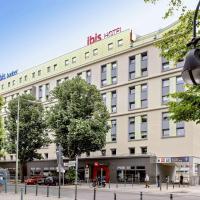 ibis Berlin Kurfuerstendamm, hotel a Berlino, Schöneberg
