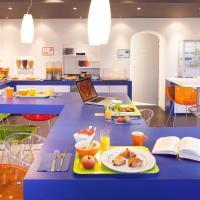 ibis Styles Vannes Gare Centre, hotel in Vannes