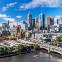Quay West Suites Melbourne, hotel in Melbourne