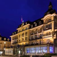 Hotel Royal St Georges Interlaken MGallery Collection, отель в Интерлакене