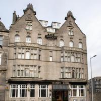 The Station Hotel, отель в Абердине
