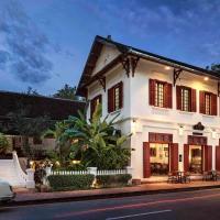 3 Nagas Luang Prabang - MGallery Hotel Collection、ルアンパバーンのホテル