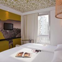 ibis Styles Paris Buttes Chaumont, ξενοδοχείο σε 19ο διαμ., Παρίσι
