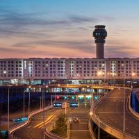 Pullman Nanjing Lukou Airport, hotel in Nanjing