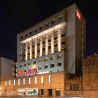 Ibis Mexico Alameda, hotel en Ciudad de México