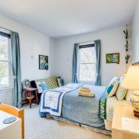 Whole apartment. Private. Close to Yale/Downtown. A/C, Bikes, Eco-friendly :)