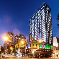 ibis Styles Brisbane Elizabeth Street, hotelli Brisbanessa