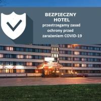 Hotel Mazowiecki, отель в Лодзе