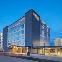 Fairfield Inn and Suites by Marriott St Louis Downtown, hotel in Saint Louis