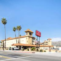 Ramada by Wyndham Burbank Airport, hotel near Hollywood Burbank Airport - BUR, Burbank