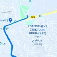 Chrifiya app, hôtel à Marrakech près de: Aéroport Marrakech-Ménara - RAK