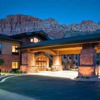 Hampton Inn & Suites Springdale/Zion National Park, Hotel in Springdale