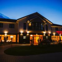 HOTEL Art Cafe, hotel in Nakło nad Notecią