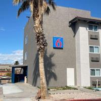 Motel 6 Bullhead City, Az - Laughlin, hotel in Bullhead City