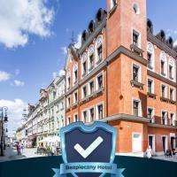 Hotel Palazzo Rosso, hotel en Poznan