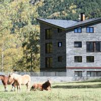 Apartaments Turístics Prat de Les Mines, hotel en Ordino