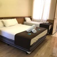 Angel's Rest Motel, отель в городе Мори