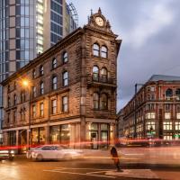 Hotel Indigo Manchester - Victoria Station, Hotel in Manchester
