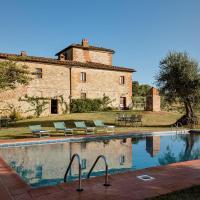Bellavista Castello di Bossi, hotell i Castelnuovo Berardenga