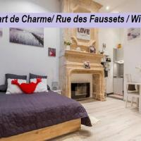 Appart de Charme / Rue Des Faussets