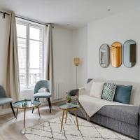 154 Suite Phil 1 BDR with Terrace Paris