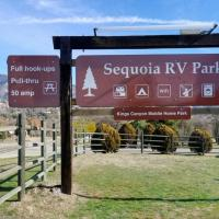 """""""Sequoia RV Park"""" Tent site with electricity, site only, does NOT include tent"""