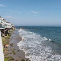 Stay Gia Luxury 1 Bedroom Beachfront Condo In Malibu
