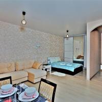 Просторная квартира Premium Suite в центре Уфы, ул. Загира Исмагилова