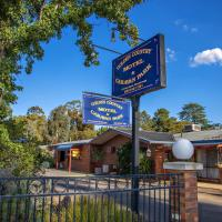 Golden Country Motel and Caravan Park, hotel in Maryborough