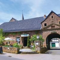Gasthof Burg Hausen, hotel in Heimbach