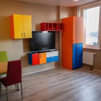 Apartment on Voskresenskaya 1