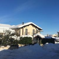 Villa Anna - Alfedena, hotell sihtkohas Alfedena