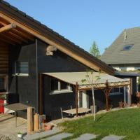 Blockhaus beim See, hotel in Kesswil