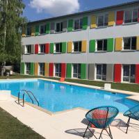 Hôtel Full Colors