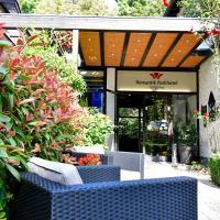 Romantik Parkhotel am Hammerberg, hotel v mestu Stolberg