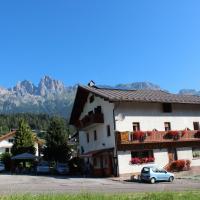 Hotel Cime d'Auta, hotel in Falcade